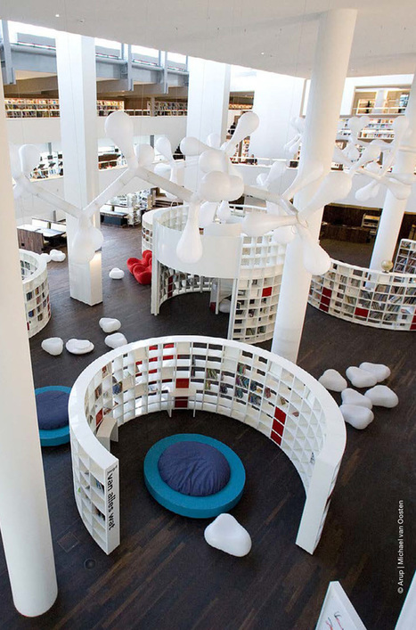 Future Libraries - What Could They Be? - Fields of Activity | Libraries of the Future | Scoop.it