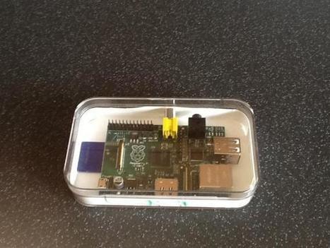 Twitter / georgequantrell: @Raspberry_Pi just found m   Raspberry Pi   Scoop.it