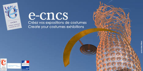 e-cncs : Costume numérique Costume de scène | Territoires apprenants, sciences participatives, partages de savoirs | Scoop.it