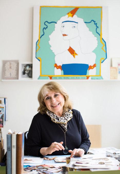 Barbara Nessim the Victoria and Albert Museum | Feminism Now | Scoop.it