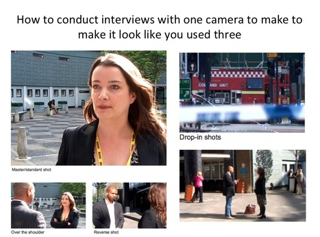 Clever camera work for a professional look | Producing Engaging Video Content | Scoop.it