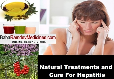 Natural Treatments and Cure For Hepatitis | Health fitness Product | Scoop.it