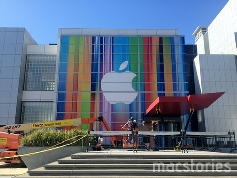 iPhone 5 Event Venue, Yerba Buena Gets Ready For The Big Release - Geeky Apple - The new iPad 3, iPhone iOS6 Jailbreaking and Unlocking Guides | Apple News - From competitors to owners | Scoop.it