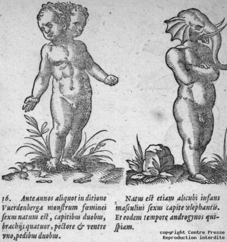 L'enfant monstrueux de Leugny avait une âme | GenealoNet | Scoop.it