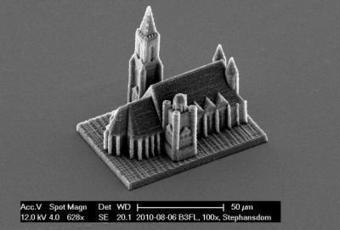 Two-Photon Lithography Means Nanoscale 3-D Printing | NanoTechnology Revolution | Scoop.it