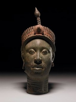 Bajo el Signo de Libra: Ife, Clasicismo Africano | Arte Africano Antiguo: La Cultura Yoruba | Scoop.it