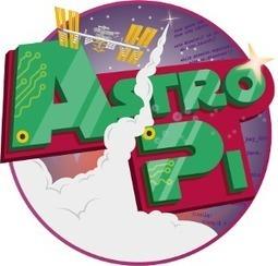 Astro Pi: Your Code in Space   Raspberry Pi   Arduino, Netduino, Rasperry Pi!   Scoop.it