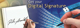 What Is The Digital Signature & How Do I Get a Digital Signature | Digital Signature Certificate | Scoop.it