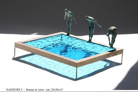 Claire Fontana | Sculptor | Painter | Illustrator | les Artistes du Web | Scoop.it