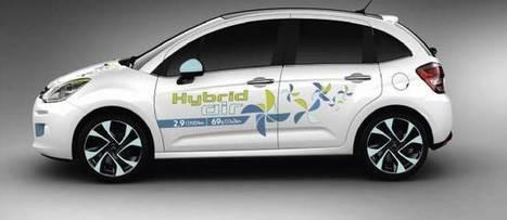 Hybrid Air : l'innovation de l'année | Innovation Management with TRIZ | Scoop.it