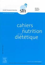 Statut et apports en vitamine A d'un échantillon de jeunes enfants Algériens - Cahiers de Nutrition et de Diététique | Agriculture et Alimentation méditerranéenne durable | Scoop.it