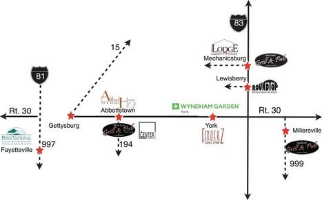 Restaurants in Abbottstown, Hanover, Gettysburg, York | Altland House | Business | Scoop.it