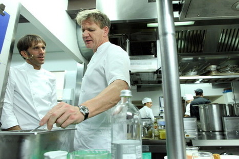 Gordon Ramsay's ultimate recipe for business | BE GREAT!!! | Scoop.it