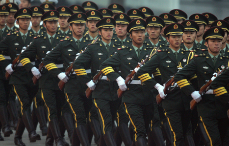 National Socialism with Chinese Characteristics - By John Garnaut | Chinese Cyber Code Conflict | Scoop.it