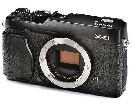 A new Fuji X Pro mirrorless model leaked - Fujifilm X-E1 | Fuji X-Pro1 | Scoop.it