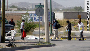 49th officer killed in less than a year in Juarez | Brazilian Favelas: The Economic, Political, Social Impact | Scoop.it
