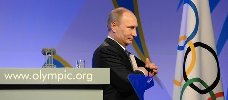 "IOC Heeds Putin's Wise Words Not To Turn Sport Into ""An Instrument of Geopolitical Pressure"" - The Duran 