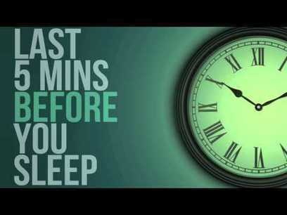 Dr. Wayne Dyer - Do this 5 Minutes before sleep! (Life Changer!) | Pain Sufferers Speak | Scoop.it