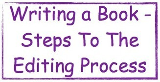 Writing a Book - Steps To The Editing Process | Marketing Help and Cool Stuff | Scoop.it