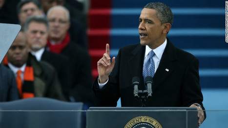 Obama speech: Anti-government era is over | THIN LINES. | Scoop.it