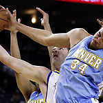 Golden State Warriors lose to Denver Nuggets 107-101 in double overtime | Kwang_mang | Scoop.it