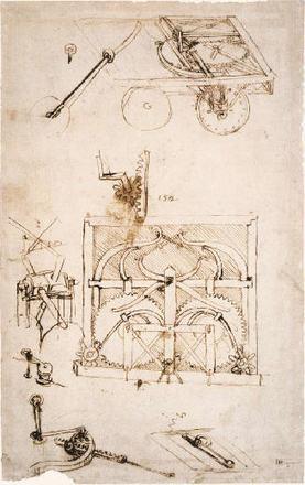 The Canal Lock » Leonardo Da Vinci's Inventions   Leonardo da' Vinci   Scoop.it