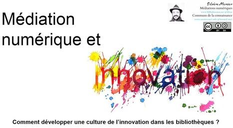 Comment développer une culture de l'innovation dans les bibliothèques ? | Bib & Web | Scoop.it
