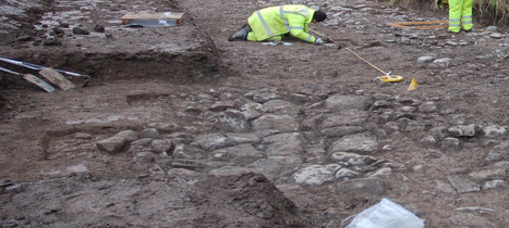 Archaeologists discover a lost medieval village in the Scottish Borders - Past Horizons Archaeology News (press release) | UK DETECTOR NET Latest News | Scoop.it