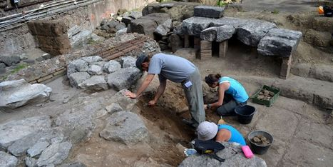 World's Oldest Roman Temple Believed Uncovered In Italy (PHOTOS) - Huffington Post | ancient civilization | Scoop.it