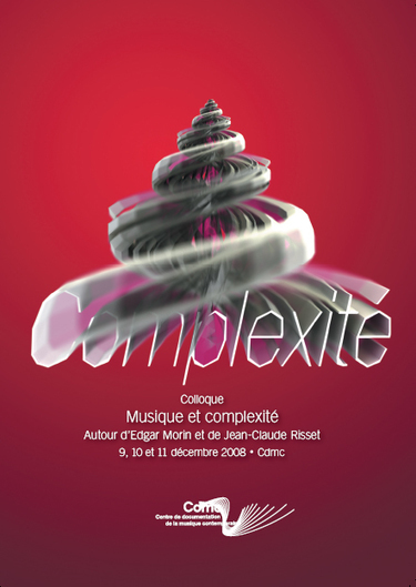 Musique et complexité | PLASTICITIES  «Between matter and form, between experience and consciousness, the active plasticity of the world » | Scoop.it