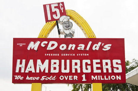 McDonald's Surprising Start, 75 Years Ago - History | INTRODUCTION TO THE SOCIAL SCIENCES DIGITAL TEXTBOOK(PSYCHOLOGY-ECONOMICS-SOCIOLOGY):MIKE BUSARELLO | Scoop.it