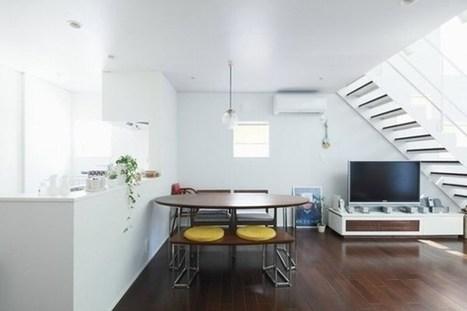 Tinh tế với nội thất mang phong cách Nhật Bản | Tạo dựng không gian đẹp | Scoop.it