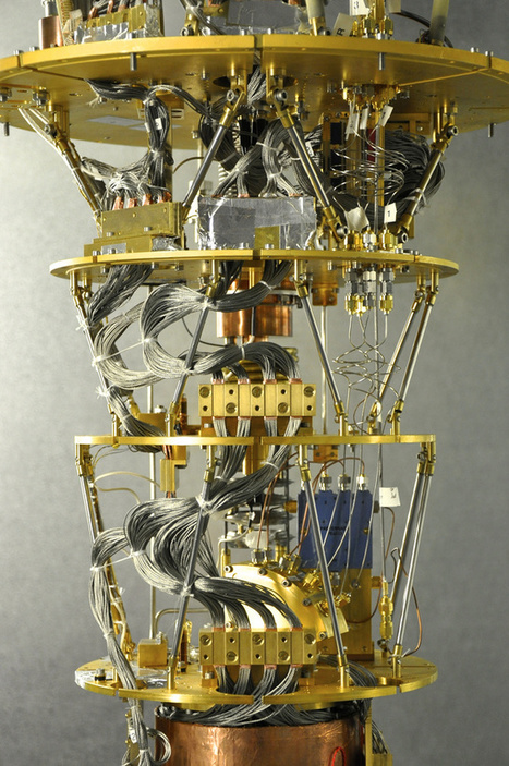 What will NASA be doing with its new quantum computer? | PR and The Tech World | Scoop.it