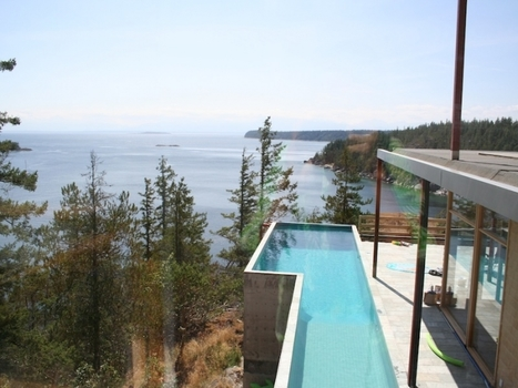Beachfront Paradise    699 Jeffery Rd., Cortes Island, BC   Luxury Real Estate Canada   Scoop.it