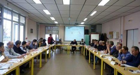 Table ronde avec les entreprises au lycée professionnel   Lycée des métiers Philippe Tissié à Saverdun (Ariège)   Scoop.it