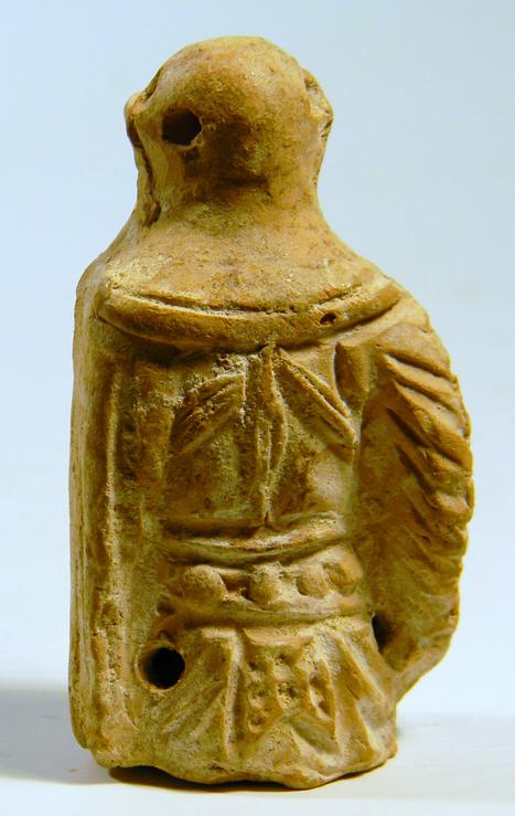 Roman Terracotta 'Provacator' Gladiator | Roma Antiqua | Scoop.it