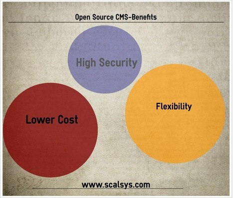 Benefits Of Open Source CMS | Outsourcing | Scoop.it