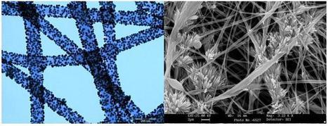 Nanotextiles : améliorer les performances des textiles grâce aux nanotechnologies | Innovations urbaines | Scoop.it