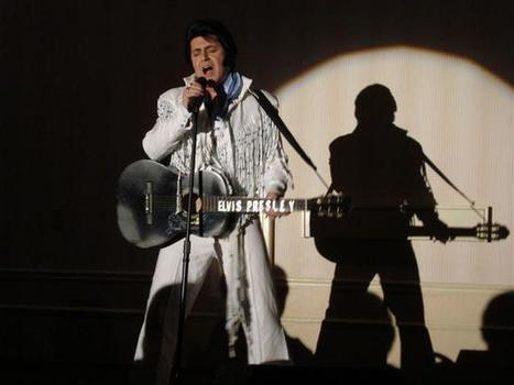 'Elvis and Friends Tribute Concert' in Newtown to benefit visually impaired - Bucks Local News | Elvis Tribute News | Scoop.it