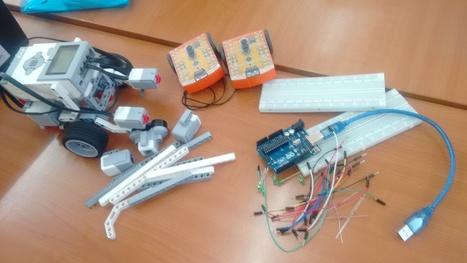 Εκπαιδευτική Ρομποτική στο 1ο Γυμνάσιο Παπάγου - 21/04/16 | School News - Σχολικά Νέα | Scoop.it