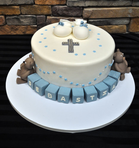 Communion and Baptism Cake | Custom Cakes for You | Scoop.it