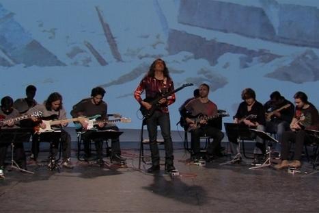 Sinfonía de guitarras eléctricas   musica   Scoop.it