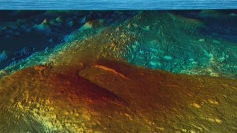 Underwater #volcano eruption heard on new UW sensors | Limitless learning Universe | Scoop.it