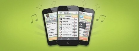 Songs With Friends? ZOOZtunes Turns All Music into Social Quiz Game | MUSIC:ENTER | Scoop.it
