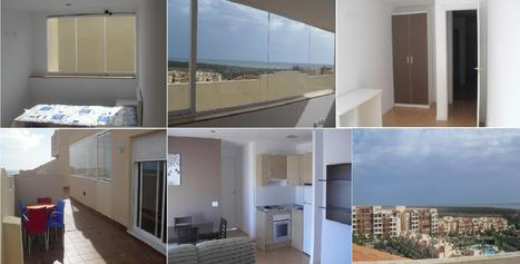Penthouse Apartment in Almeria on Sale | The Time to Invest in Spain | Scoop.it