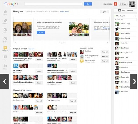 "Official Google Blog: Toward a simpler, more beautiful Google | ""#Google+, +1, Facebook, Twitter, Scoop, Foursquare, Empire Avenue, Klout and more"" 