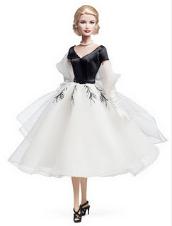 Collecting Fashion Dolls by Terri Gold: Rear Window Grace Kelly Doll | Fashion Dolls | Scoop.it