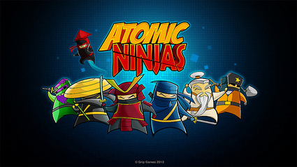 Atomic Ninjas storm PS3, PS Vita later this year | platform and others elements | Scoop.it