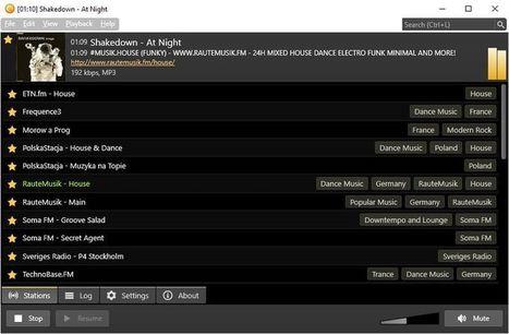 Miles de emisoras de radio para escuchar con Screamer Radio | Software y Apps | Scoop.it