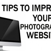 Five Tips to Improve Your Photography Website | Fstoppers | Multimedia Journalism | Scoop.it